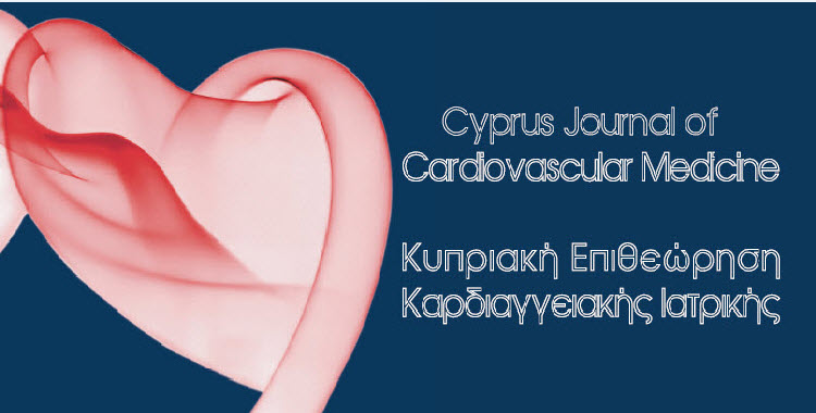 Cyprus Journal of Cardiovascular Medicine